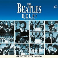 Beatles - Help! In Concert, Greatest Hits 64-66 (4cd Boxset)