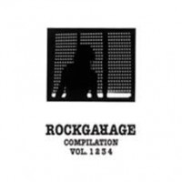 Various - Rockgarage Compilation Vol.1-2-3-4 (2lp)