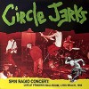 Portada de CIRCLE JERKS - LIVE AT FENDER