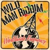 Portada de WILD MAN RIDDIM - WORLDWIDE FREQUENCY