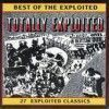 Portada de EXPLOITED - TOTALLY EXPLOITED-BEST OF (2XLP)