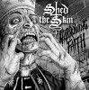 Portada de SHED THE SKIN - HARROWING THE FAITH
