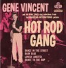 Portada de VINCENT, GENE - HOT ROD GANG