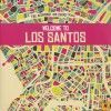 Portada de ALCHEMIST AND OH NO - WELCOME TO LOS SANTOS (2LP)