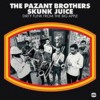 Portada de PAZANT BROTHERS - SKUNK JUICE. DIRTY FUNK FROM THE BIG APPLE