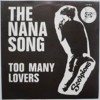 Portada de SCORPIONS (UK) - NANA SONG/TOO MANY LOVERS