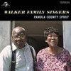 Portada de WALKER FAMILY SINGERS - PANOLA COUNTRY SPIRIT