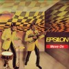 Portada de EPSILON - MOVE ON