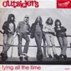Portada de OUTSIDERS - THINKING ABOUT TODAY/LYING ALL THE