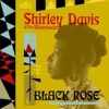 Portada de DAVIS, SHIRLEY & THE SILVERBACKS - BLACK ROSE