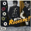 Portada de VARIOUS - WE ARE THE ROCKERS!! VOL.2