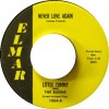 Little Tommy & The Elgins - Never Love Again/ I Walk On