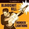 Portada de BLOODSHOT BILL - THUNDER AND LIGHTNING