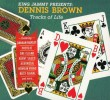 Portada de BROWN, DENNIS - TRACKS OF LIFE (KING JAMMY PRESENTS