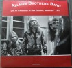 Portada de ALLMAN BROTHERS BAND - WAREHOUSE IN NEW ORLEANS, 1971 (2LP