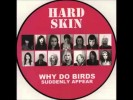 Portada de HARD SKIN - WHY DO BIRDS SUDDENLY APPEAR (PICTURE)