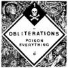 Portada de OBLITERATIONS - POISON EVERYTHING
