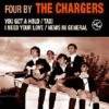 Portada de CHARGERS - FOUR BY THE CHARGERS
