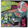 Portada de VARIOUS - MUSIC FROM PLANET EARTH VOL. 3
