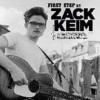 Portada de KEIM, ZACK - FIRST STEP