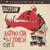 Portada de VARIOUS - BUZZSAW JOINT CUT 2 - ASTRO 138 & DJ ZORCH