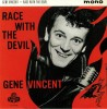Portada de VINCENT, GENE - RACE WITH THE DEVIL EP
