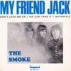 Portada de SMOKE - MY FRIEND JACK