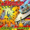 Portada de BORN LOOSE - DEATH FROM ABOVE
