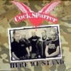 Portada de COCK SPARRER - HERE WE STAND (2LP)