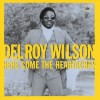 Portada de WILSON, DELROY - HERE COMES THE HEARTACHES