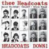 Portada de HEADCOATS - HEADCOATS DOWN!