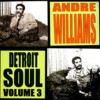 Portada de WILLIAMS, ANDRE - DETROIT SOUL VOL 3