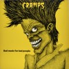 Portada de CRAMPS - BAD MUSIC FOR BAD PEOPLE