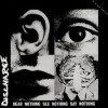 Portada de DISCHARGE - HEAR NOTHING, SEE NOTHING, SAY NOTH