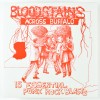 Portada de VARIOUS - BLOODSTAINS ACROSS BUFFALO