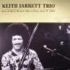 Portada de JARRET, KEITH TRIO - LIVE AT GRAN STUDIO 104, PARIS 1972