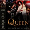 Portada de QUEEN - HOUSTON WE HAVE NO PROBLEM