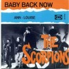 Portada de SCORPIONS (UK) - BABY BACK NOW/ANN-LOUISE