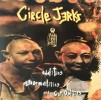 Portada de CIRCLE JERKS - ODDITIES, ABNORMALITIES AND CURIOSITIES