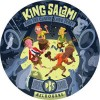 Portada de KING SALAMI & THE CUMBERLAND - LOOSE AT PBS RADIO MELBOURNE (PICTURE DISC)