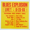 Portada de JON SPENCER BLUES EXPLOSION - LIVE 11/23/93