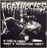 Agathocles - If This Is Cruel What's Vivisection Then?