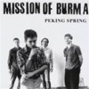 Mission Of Burma - Peking Spring (black 2019 Edition)