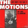 Motions - Why Don't You Take It/ My Love Is Growing