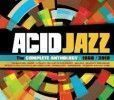 Portada de VARIOS - ACID JAZZ: THE COMPLETE ANTHOLOGY