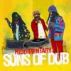 Portada de SUNS OF DUB - RIDDIMENTARY-SUNS OF DUB SELECTS GREENSLEEVES