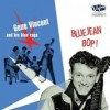 Portada de VINCENT, GENE & HIS BLUE CAPS - BLUE JEAN BOP! (+CD/BLUE)