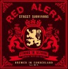 Portada de RED ALERT - STREET SURVIVORS