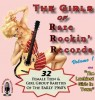Portada de VARIOUS - GIRLS OF RARE ROCKIN