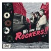 Portada de VARIOUS - WE ARE THE ROCKERS!! VOL.1